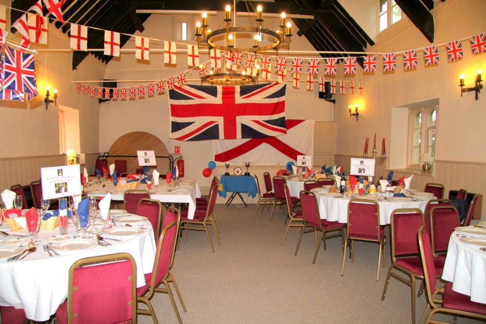Queen's Golden Jubilee party!